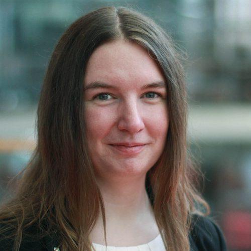 Annika Henze-Sakowsky - Projektteam
